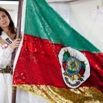 Gabriela Markus representou o Rio Grande do Sul no concurso. (Foto:Divulgação)