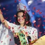 Gabriela Markus foi eleita Miss Brasil 2012. (Foto:Divulgação)