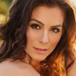 Gabriela tem um rosto com traços angelicais. (Foto:Divulgação)