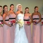 A noiva deve ser a que mais se destaca nessa ocasião. (Foto: divulgação)