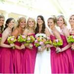 Os gostos das damas de honra devem ser considerados pela noiva. (Foto: divulgação)