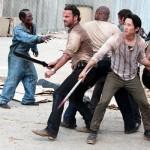 The Walking Dead é uma série inspirada em HQ. (Foto:Divulgação)