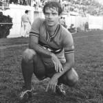 Mário Gomes foi o jogador de futebol Luca, na novela Vereda Tropical (Foto: Divulgação)