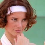 Paola Oliveira foi a tenista Letícia, na novela Ciranda de Pedra (Foto: Divulgação)