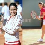 Fernanda Vasconcellos foi tenista na novela A Vida da Gente (Foto: Divulgação)