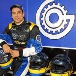 Na novela Passione, Marcello Antony foi Gerson, piloto de stock car (Foto: Divulgação)