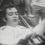 Cláudio Marzo foi piloto de automobilismo na novela Véu de Noiva (Foto: Divulgação)