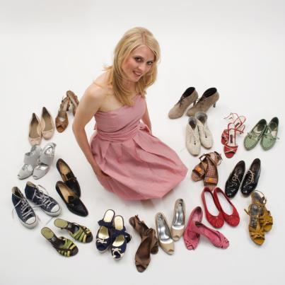 Escolha o sapato de acordo com seu tipo de perna. (Foto: divulgação)