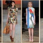 As estampas tropicais estão entre as tendências da moda. (Foto: divulgação)