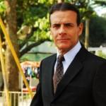 Em 2010, o ator Mário Gomes foi acusado pela ex-esposa de não pagar as duas filhas do casal (Foto: Divulgação)