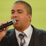 O cantor Waguinho foi preso em 2004 por não pagar a pensão da filha que teve com a modelo Solange Gomes. Ele também já foi acusado de não pagar o benefício outras vezes (Foto: Divulgação)