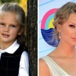 Taylor Swift tinha cachinhos dourados. (Foto:Divulgação)
