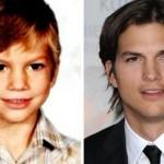 Ashton Kutcher era loirinho. (Foto:Divulgação)