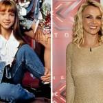 Britney Spears foi revelada na infância no Clube do Mickey. (Foto:Divulgação)