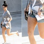 Katy Perry mostrando as suas celulites. (Foto:Divulgação)