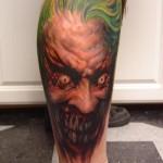 As tatuagens assustadoras são uma forma diferenciada de modificar o corpo (Foto: Divulgação)