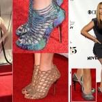 As roupas de festa devem combinar com os sapatos. (Foto: divulgação)