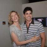 Casados entre 1998 e 2006, Marília Gabriela e Reynaldo Giannechini têm uma diferença de idade de 24 anos (Foto: Divulgação)