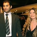 A diferença de idade entre o ex-casal Elba Ramalho e Gaetano Lopes é de 25 anos (Foto: Divulgação)