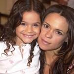 """Bruna Marquezine e Vanessa Gerbelli, emocionaram o Brasil em 2003 em """"Mulheres Apaixonadas"""" (Foto: Divulgação)"""