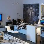 Opte por tons neutros para as paredes, por serem mais fáceis para combinar. (Foto: divulgação)