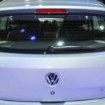 Ele traz um design baseado na identidade visual mundial adotada pela VW (Foto: Divulgação)