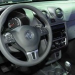 O volante multifuncional é um dos itens que podem ser adicionados ao modelo (Foto: Divulgação)