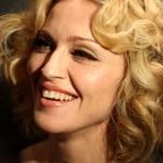 Madonna  vendia rosquinhas. (Foto:Divulgação)