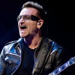 Bono Vox tem uma ONG que combate a pobreza e a AIDS no mundo. (Foto:Divulgação)