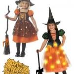 As fantasias de bruxa são sempre as mais indicadas. (Foto: divulgação)