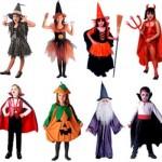 Vários modelos de fantasias podem ser usadas nas festas de halloween. (Foto: divulgação)
