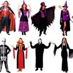Vários personagens de terror podem servir de inspiração para a fantasia infantil de halloween. (Foto: divulgação)