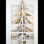 Uma nova cara para a estante de livros (Foto: Divulgação)