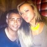 Romário e Cibelle estariam juntos há pelo menos dois meses (Foto: Divulgação)