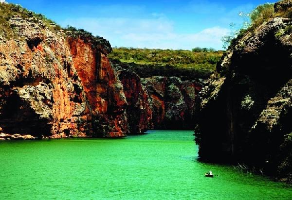Belíssimas paisagens em Sergipe (Foto: Divulgação)