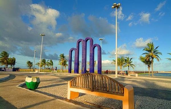 Aracaju lindas praias e paisagens naturais (Foto: Divulgação)