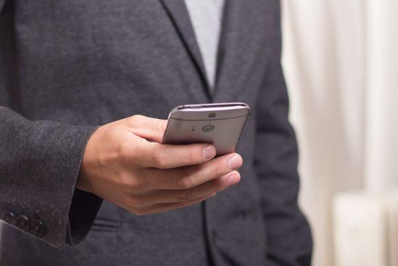 Os serviços online também podem ser acessados pelo celular ou tablet (Foto Ilustrativa)