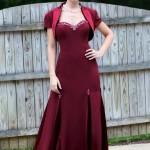 Boleros para usar com vestidos de festa