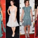 Modelos de vestidos discretos. (Foto:Divulgação)