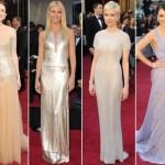 As cores básicas e contidas são exploradas pelos vestidos discretos. (Foto:Divulgação)