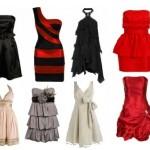 Outras cores e modelos de vestidos de festa para o Natal (Foto: Divulgação)