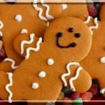 Os biscoitinhos de natal podem ajudar na decoração. (Foto: divulgação)