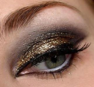 Maquiagem com glitter para balada-dicas, como fazer.1