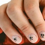Cachorro inspirou a nail art. (Foto:Divulgação)