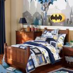 Ambiente perfeito para quem é fã do Batman. (Foto:Divulgação)