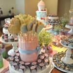 Cupcakes é um bom tema para aniversário de 1 ano. (Foto:Divulgação)