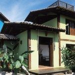As cores suaves podem ser utilizadas na fachada das residências (Foto: Divulgação)