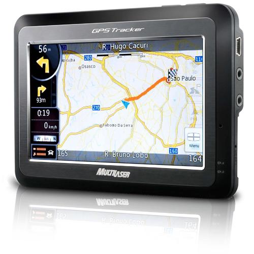 GPS automotivo Multilaser Tracker (Foto: divulgação)