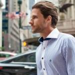 Os novos modelos de camisas Dudalina foram criados para o homem cosmopolita.  (Foto:Divulgação)