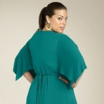 As blusas sociais lisas são as mais indicadas para gordinhas. (Foto: divulgação)